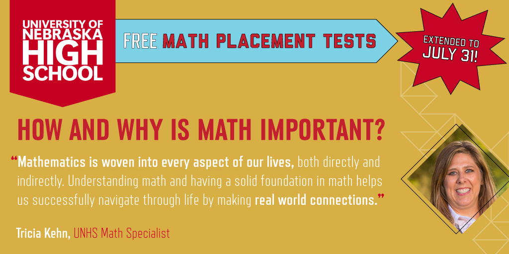 Free Math Placement Tests Quote 2020