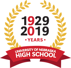 University of Nebraska High School - Celebrating 90 years