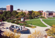 University of Nebraska campus