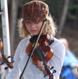 Gwyneth Fiddle Jam